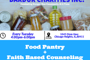 Food Pantry in chicago heights il